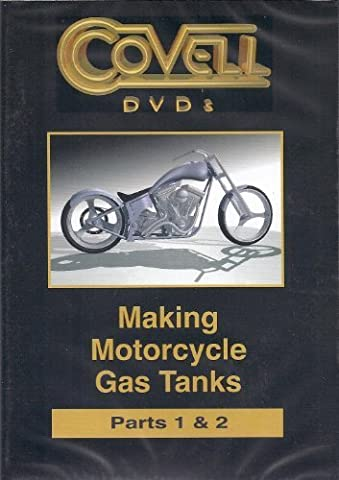Making Motorcycle Gas Tanks Parts 1 & 2 by Ron Covell