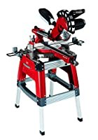 Einhell RT-SM 305 L 1800 W Sliding Mitre Saw with Base Frame