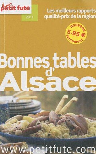 Les bonnes tables Alsace