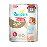 #9: Pampers New Premium Care Large Size Diaper Pants (20 Count)