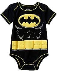 Disfraz de Batman infantil body bebé chaleco