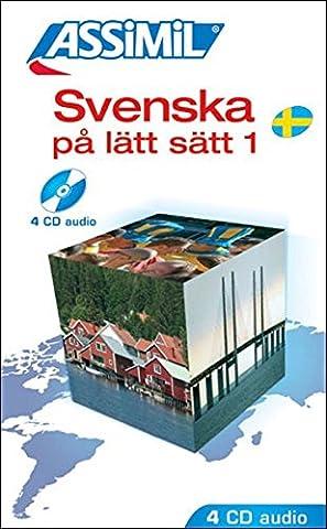 ASSiMiL Selbstlernkurs für Deutsche / Assimil Schwedisch ohne Mühe: 4 Audio CDs mit 140 Min. Tonaufnahmen zum Lehrbuch Schwedisch ohne Mühe (erster Teil)