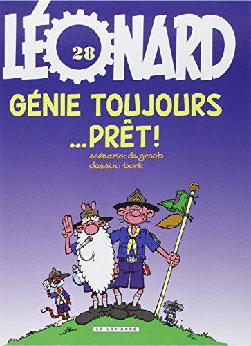 Léonard - tome 28 - Génie toujours... prêt! (INDISP 2015)