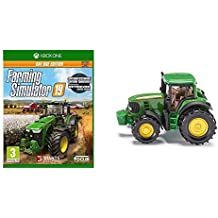 Farming Simulator 19 Day One Edition (Xbox One) + Tractor John Deere