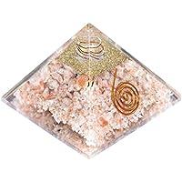 Orgonite - Pyramid Sun stone Orgonite 3-3.5 Inch Chakra & Reiki Healing Aura Cleansing Crystal. preisvergleich bei billige-tabletten.eu