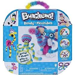 Bunchems - 6046471 - Jouet enfant - Loisirs Créatifs - Coffret Bendy Bunchems + 345 Bunchems