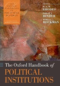 The Oxford Handbook of Political Institutions par [Rhodes, R. A. W., Binder, Sarah A., Rockman, Bert A.]