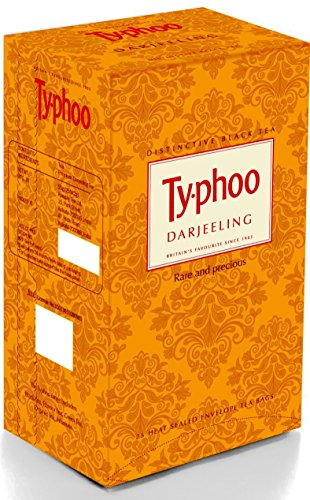 Typhoo Darjeeling Tea, 25 Tea Bags