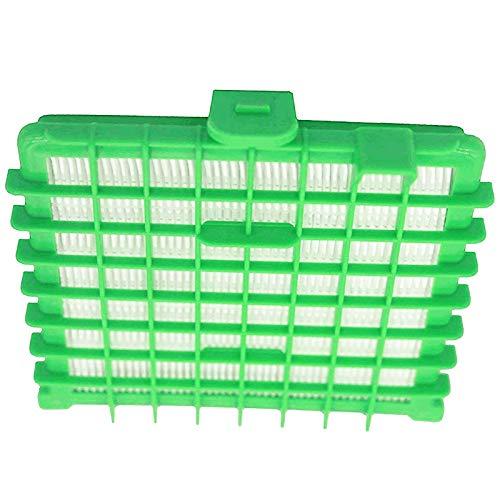 Cikuso 1 Pc Remplacement du Filtre Hepa pour Rowenta Force De Silence Ro5762 Ro5921 Zr002901 Filtre De Nettoyage Aspirateur Filtre Accessoires