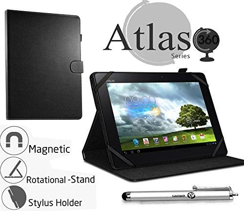 Navitech 8 Zoll rotierbares Stand Case Cover Etui Hülle für das Xoro TelePAD 830 20,3 cm (8 Zoll) Tablet-PC
