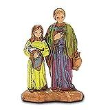 Moranduzzo Mujer y niña con Paloma