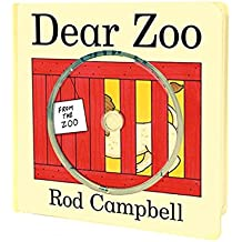 Dear Zoo Book and CD, 2 Pts. (Book & CD)