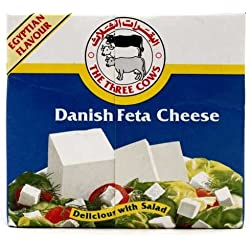 Puck Full Cream Feta Cheese, 500g