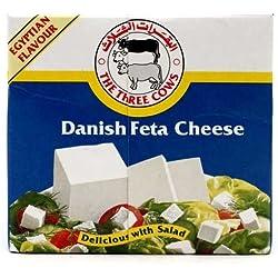 Puck Full Cream Feta Cheese, 500g