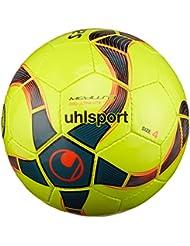 Uhlsport Medusa 290Anteo Futsal Ultra Lite Ballon Taille 4enfants Jaune Taille 4