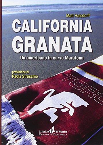 California granata. Un americano in curva maratona