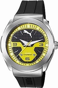PUMA TIME Roadster - Reloj de cuarzo para hombre, 46 mm