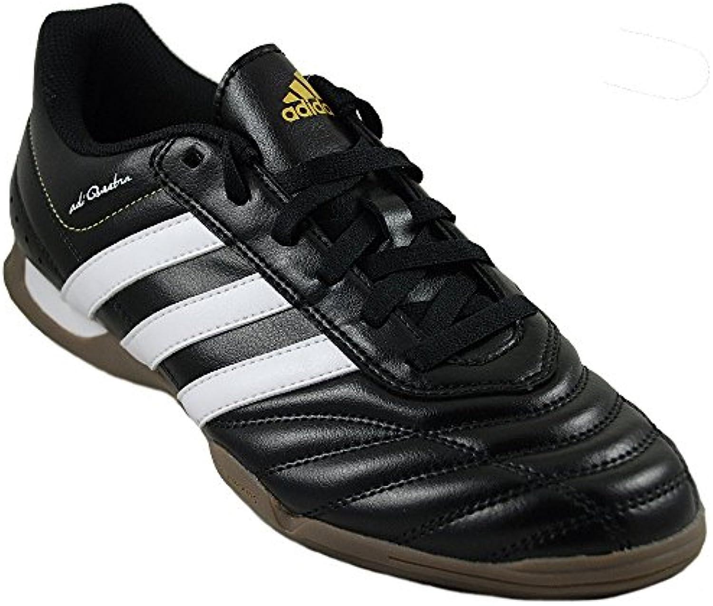 Adidas - Adiquestra IN - G18512 - El Color: Negros-Blanco - Talla: 42.0