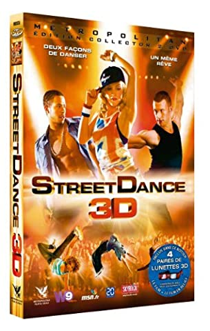 Street Dance 3D - Edition Prestige - lunettes incluses [Version 3-DBlu-ray]