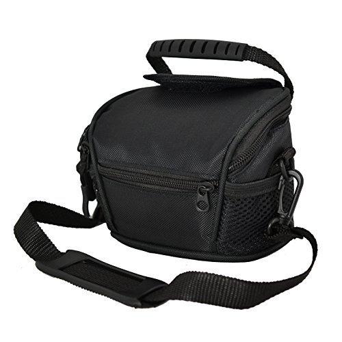 Schwarz Kameratasche für CANON POWERSHOT SX400 SX410 SX420 IS SX530 SX500 SX510
