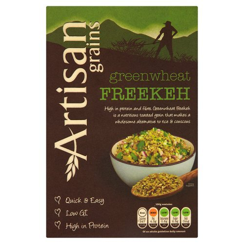 Artisan Grains - Greenwheat Freekeh - 200g