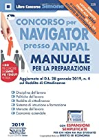Concorso per NAVIGATOR presso Anpal - Manuale per la preparazione