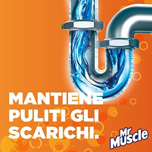 OFF Mr Muscle  Niagara Granulare