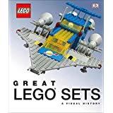 [(Great Lego Sets: A Visual History)] [By (author) Daniel Lipkowitz] published on (October, 2015)
