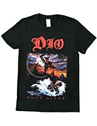 Dio Holy Diver Unisex Official Tee Shirt Brand New Various Sizes
