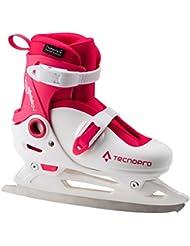 TECNOPRO Niños de hockey sobre hielo Complet Lea Jr 2.0, pink/wei?