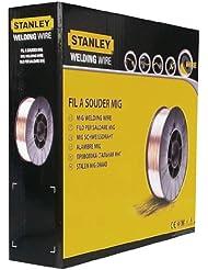 Stanley 460659 Bobine fil fourré No Gaz Diamètre 0,9 mm