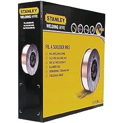 Stanley 460659 Bobine fil fourré sans gaz, diamètre 0,9 mm