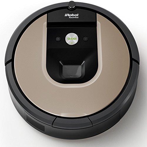 51HrfffRYEL. SS500  - iRobot ROOMBA966 Robot Vacuum Cleaner