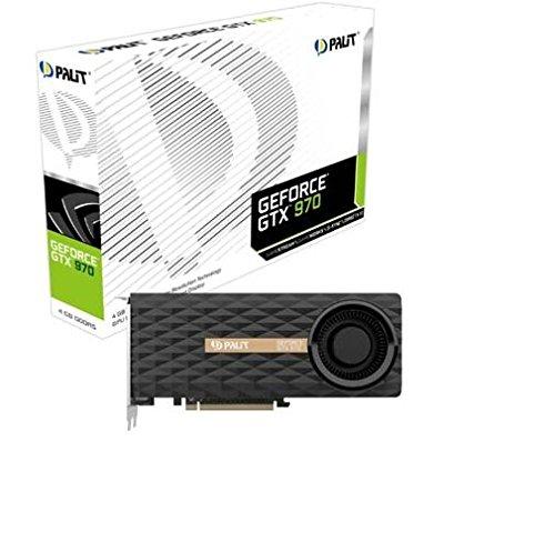 Palit GTX 970 - Scheda video, 4GB (3.5GB+0.5GB)