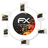 atFoliX Schutzfolie für Sanitas SBM 21 Displayschutzfolie - 2 x FX-Antireflex blendfreie Folie