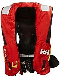 Helly Hansen Sailsafe Inflatable Coastal Chaleco, Hombre, Rojo (Rojo 222), One Size (Tamaño del Fabricante:Unica)