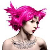 MANIC PANIC Amplified Semi-Permanent Hair Color - Hot Hot Pink by Manic Panic (English Manual) by Manic Panic