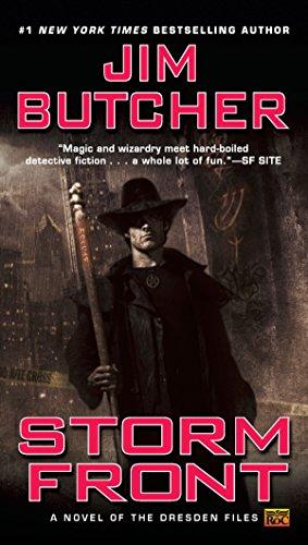 Storm Front (Dresden Files)