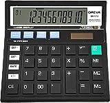 Oreva OR-512 Check & Correct GST Calculator (Black)