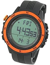 [LAD WEATHER] Sensore tedesco bussola digitale Previsioni del tempo Altimetro Barometro Cronografo Multifunzione orologi sportivi/ all'aperto (Alpinismo / a piedi / Campo) Uomo Orologio da polso