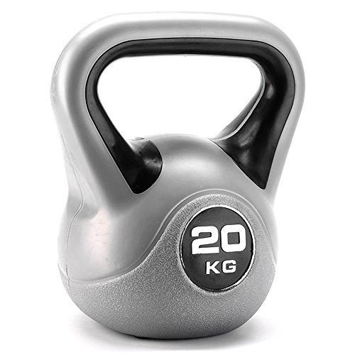 york-fitness-pesa-rusa-vinilo-black-20kg-talla20kg