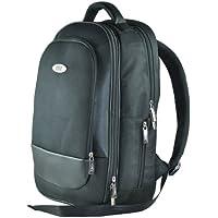 Ecat - Zaino per PC portatile da 16'' (40,6 cm), modello business, colore: Nero