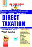 Lawpoint's CMA Solutions Direct Taxation A.Y.2014-15