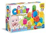 Clementoni - baby CLEMMY DADO 12 MATTONCINI colorati 14706