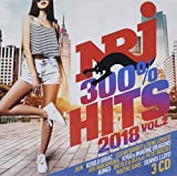 "Afficher ""NRJ 300% hits 2018 - Volume 2"""