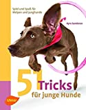 51 Tricks für junge Hunde: Spiel und Spaß für Welpen und Junghunde