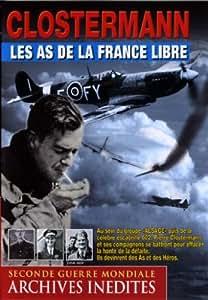 Les as de la France libre : Clostermann