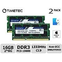 8GB 2x4GB DDR3 SODIMM PC3-10600 1333MHz MacBook Pro iMac Mac mini 2010 2011