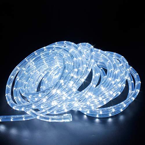 LED-Lichtschlauch Größe