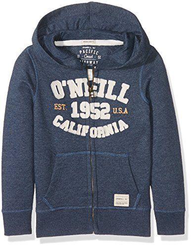 O' Neill Lb PCH California-Felpa con cappuccio, Uomo, LB PCH CALIFORNIA HOODIE, Blu - Ink blue, 176